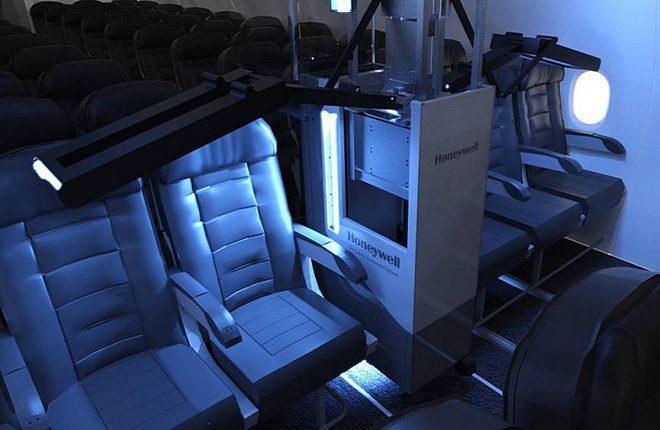 Новые технологии дезинфекции салона помогут вернуть доверие пассажиров