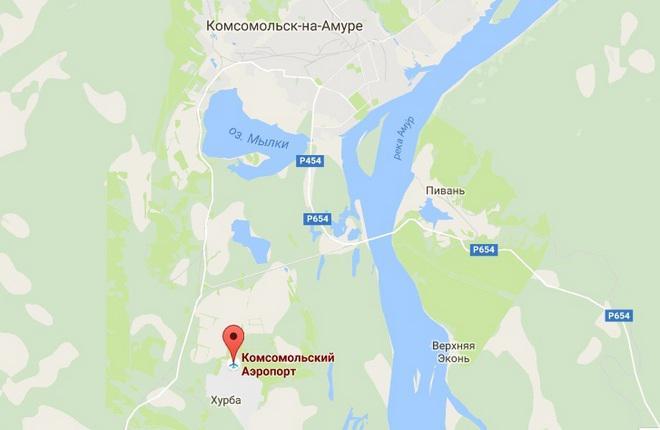 Аэропорт Комсомольска-на-Амуре приватизировали