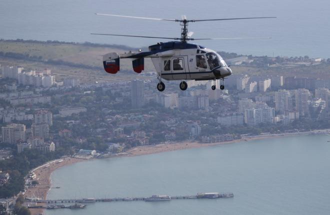 Вертолет Ка-226Т выдержал испытания жарой в Иране