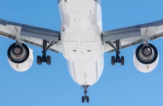 Воздушное судно — из архива IATA