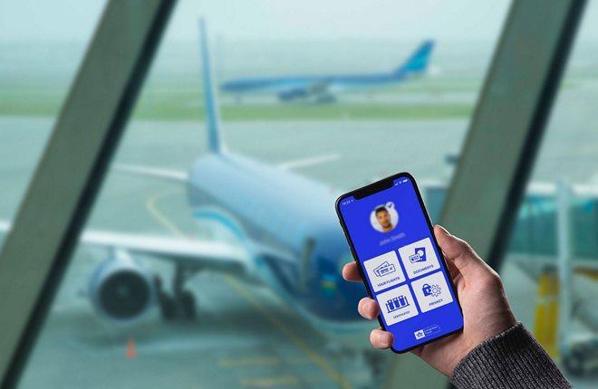 тестирование цифрового паспорта пассажира разработки Международной ассоциации воздушного транспорта (IATA Travel Pass)