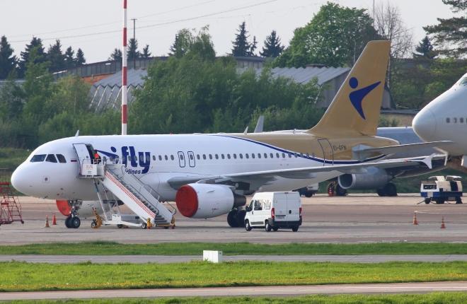 A319 авиакомпании IFly