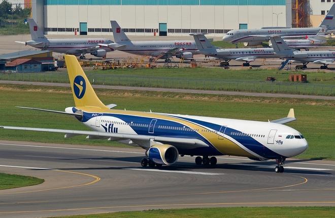 Самолет A330 авиакомпании IFly