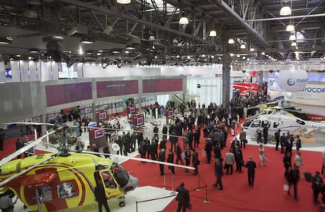 HeliRussia развивается вместе с вертолетным рынком :: ATO.ru