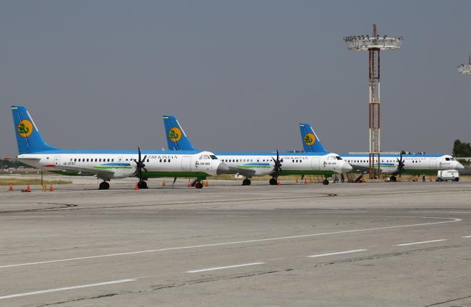 Авиакомпания Uzbekistan Airways вывела из парка все Ил-114-100