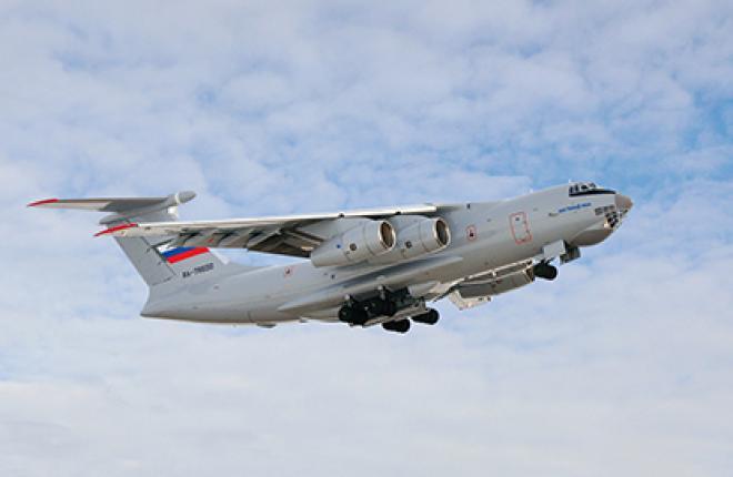 Ил-76МД-90А спешит с испытаниями