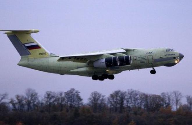 Самолет Ил-476 обрел первых заказчиков