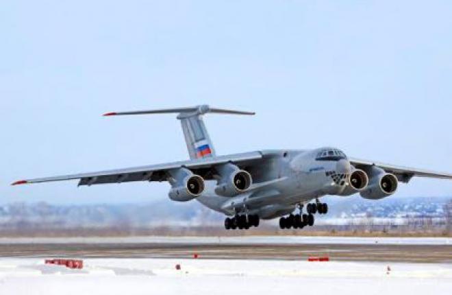 Первый этап государственных испытаний самолета Ил-76МД-90А завершен