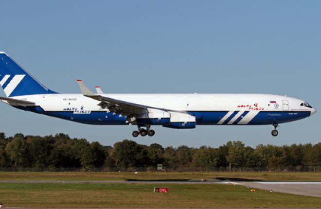 ИФК передала заказчику самолет Ил-96-400ВПУ