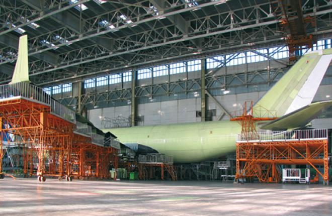 UAC's current widebody experience includes the limited production of Ilyushin Il-96 family