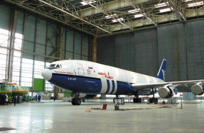 Ил-96-400Т