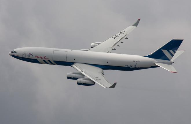 Первый прототип Ил-96-400М построят в 2019 году