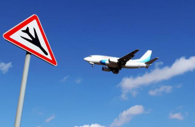 Аэропорты Шереметьево и Домодедово сравняли показатели