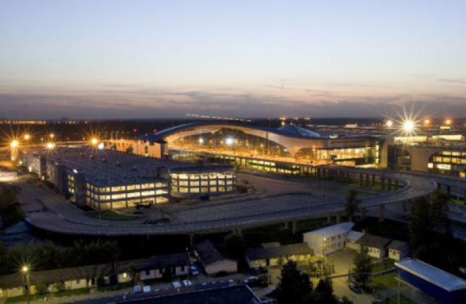 В аэропорту Шереметьево приостановлено строительство третьей ВПП