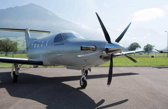 Nesterov Aviation приступила к поставкам PC-12 в Россию