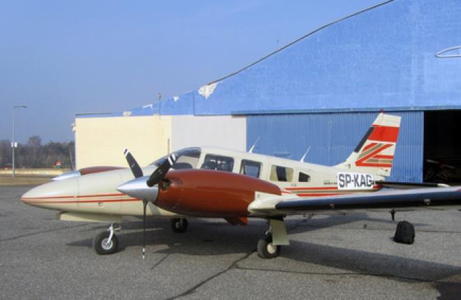 Еще один самолет Piper Seneca появится в России