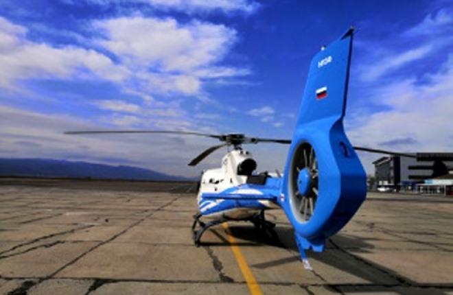 """Вертолет H130 """"Скай Лайт"""""""