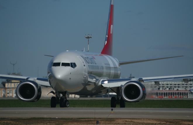 Авиакомпания NordWind получила сразу три самолета