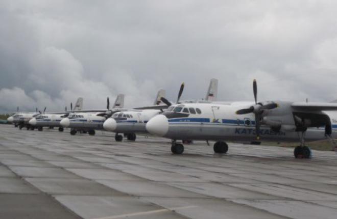"""Самолеты из """"Катэкавиа"""" достались авиакомпании """"Турухан"""""""