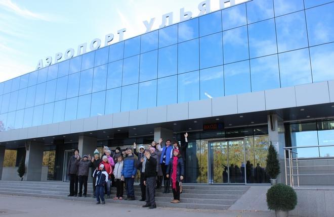 Возобновление работы аэропорта Ульяновск-Центральный перенесли на сентябрь