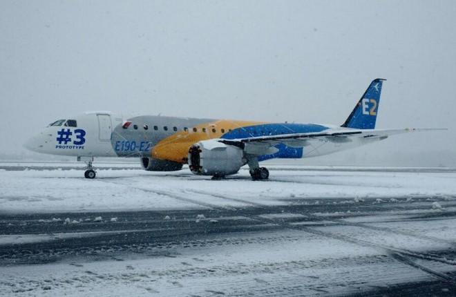 Air Astana заказала пять самолетов Embraer E190-E2