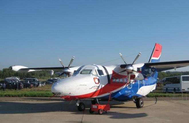 """Лизингодатель """"Ильюшин Финанс Ко"""" приобрел десять самолетов L-410 UVP E-20"""