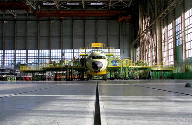 Russian aircraft industry is unable to quickly increase the production rates