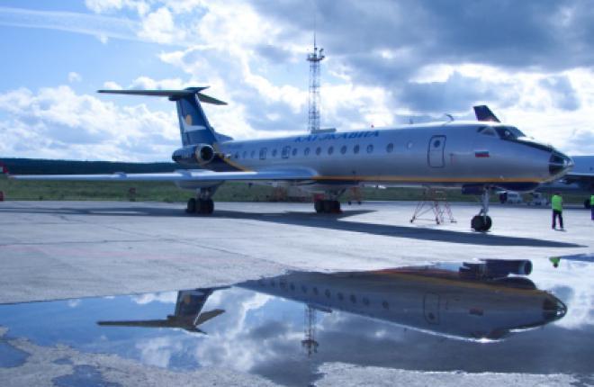 """Авиакомпания """"Турухан"""" завершила формирование самолетного парка"""