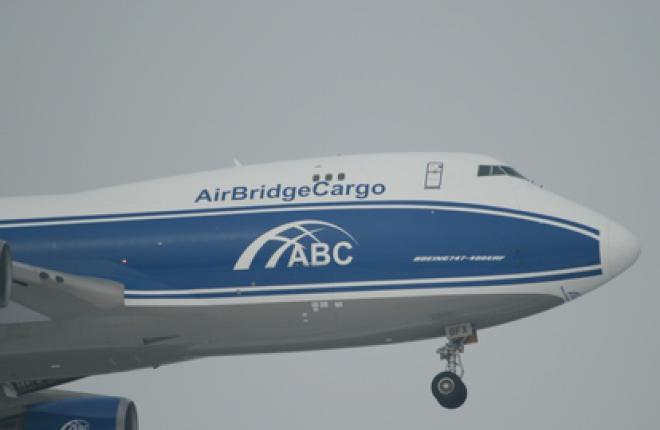 Авиакомпания AirBridgeCargo увеличит количество рейсов из Европы в Китай