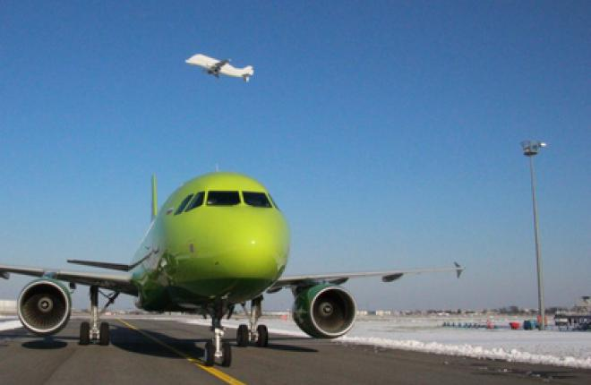 S7 Airlines расширяет парк самолетов Airbus A320