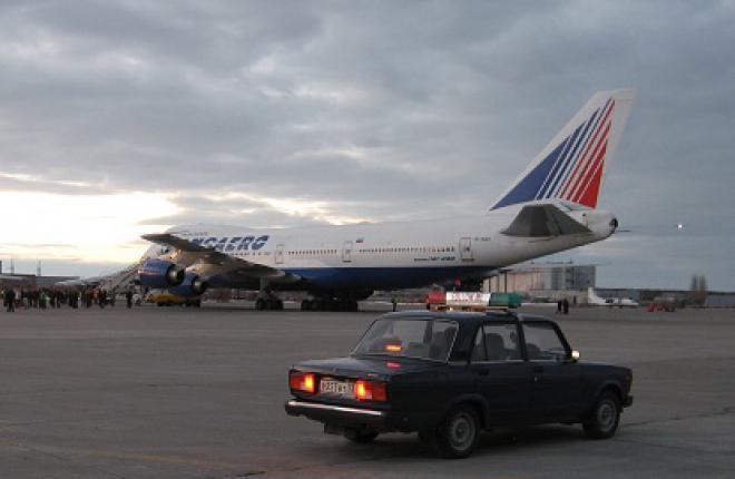Трансаэро Boeing 747-200
