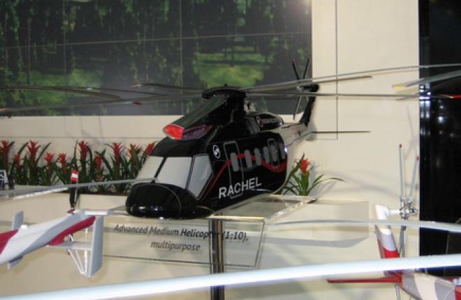 Российский скоростной вертолет появится в 2020 г.