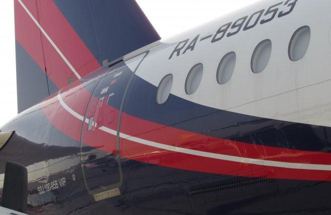 Самолет SSJ 100 с законцовками крыла взлетит до конца 2017 года