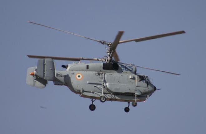 Вертолет Ка-31 ВМС Индии (ATO.Ru)