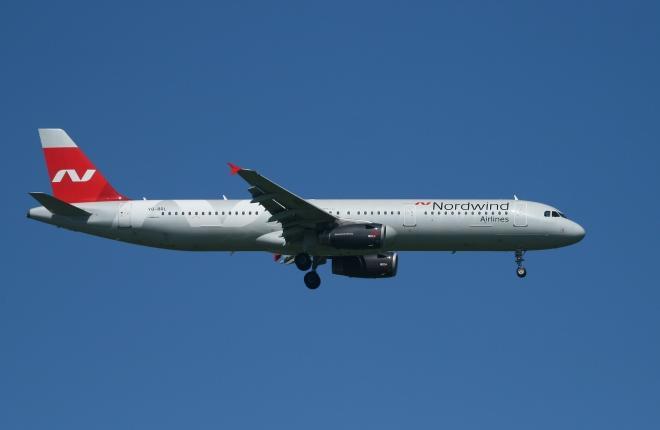 Airbus A321 VQ-BRL