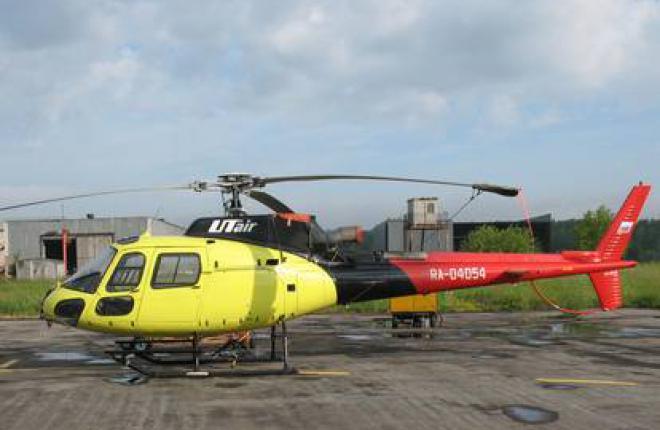 """Покупку вертолетов Eurocopter для """"ЮТэйр"""" финансирует британский банк HSBC"""