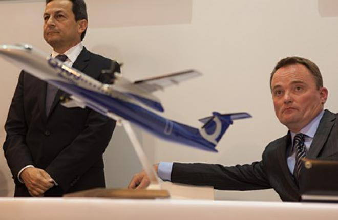 Bombardier будет собирать турбопроп Q400 в России
