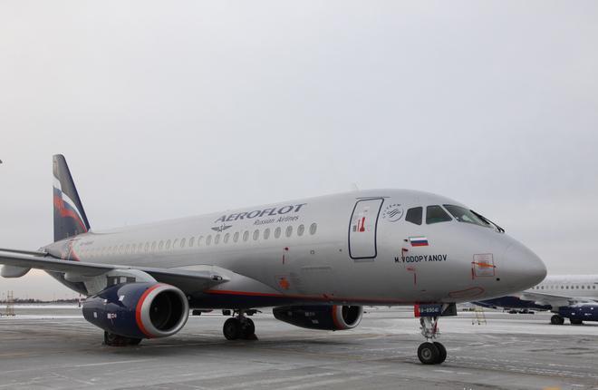 """""""Аэрофлот"""" заказал систему предиктивного обслуживания своих самолетов"""