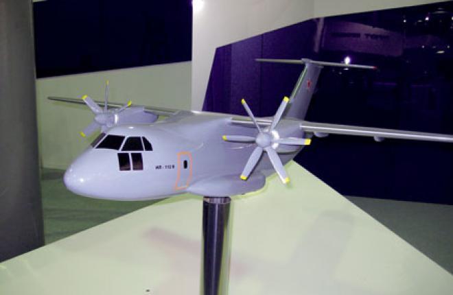 Грузоподъемность Ил-112В составит 6 тонн