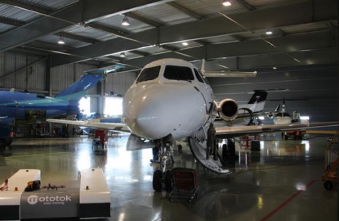 «Авком-Д» и «Авиапрестиж» занялись залонами бизнес-джетов