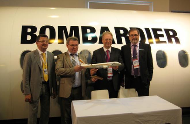 "Авиакомпания ""ВИМ-Авиа"" стала первым заказчиком Ту-204СМ и Bombarider CSeries"