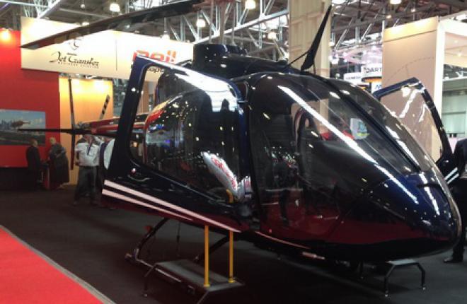 На выставке HeliRussia продали два вертолета Bell-505