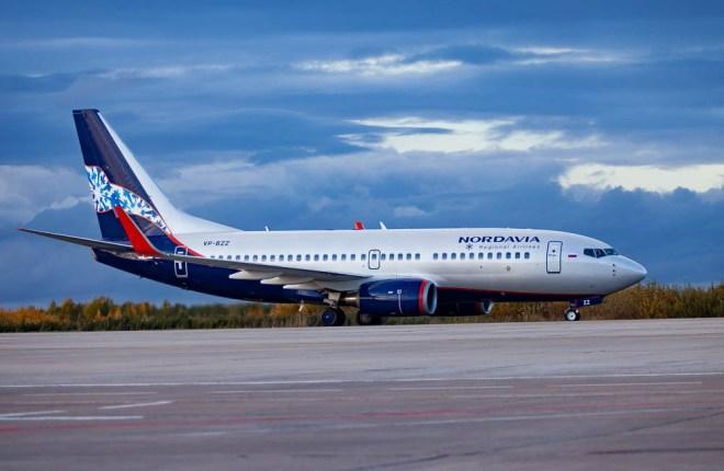 """Второй Boeing 737 NG в """"Нордавиа"""", первый Embraer E195 в Georgian Airways"""