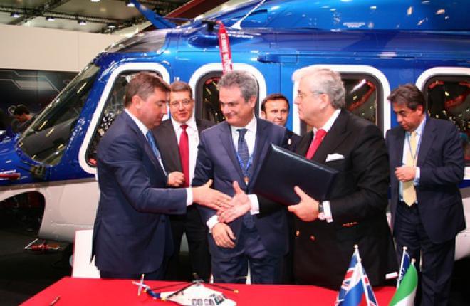 Российский AW139 нашел заказчиков :: Сергей Сергеев
