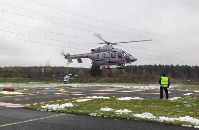 """Вертолетом """"Ансат"""" заинтересовались зарубежные заказчики"""