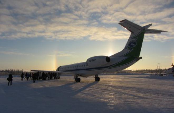 Авиакомпания «Комиавиатранс» приступила к полетам в Москву