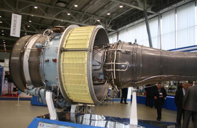 """""""Мотор Сич"""" показал двигатель для среднего транспортного самолета Ан-178"""