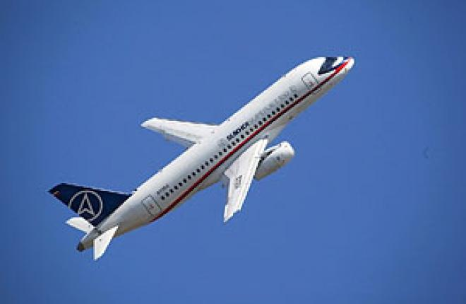 Superjet 100 family will add business version soon