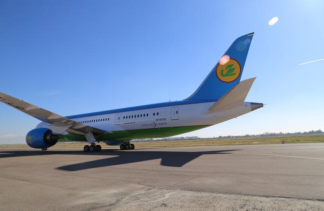 Пассажиропоток Uzbekistan Airways просел на 3%