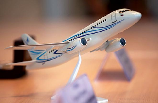 Gazpromavia will get its Superjet 100 in 2013